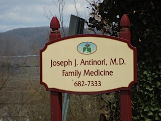 dr joe sign