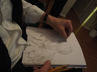 drawing theo