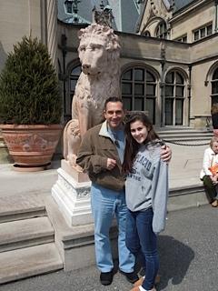grace paul biltmore statue