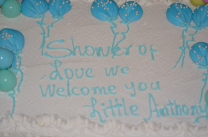shavon shower cake